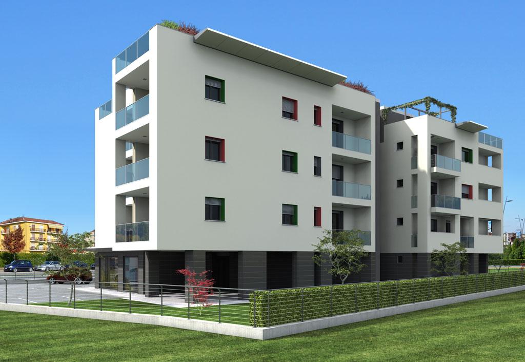 Marengo costruzioni alba - Facciate case moderne ...